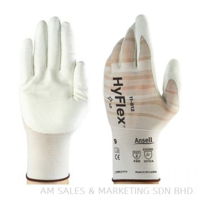 Ansell HyFlex® 11-812 Palm Coated Gloves (OHGLVAN1300012)