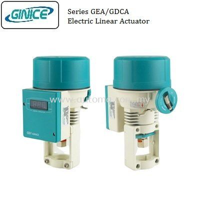 GINICE Electric Actuator Linear Type