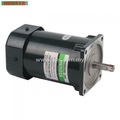 IH9S200-34H MEISTER Induction 200W Motor