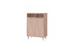 ZETA 2DOORS SHOE CABINET Shoe Cabinet Cabinet