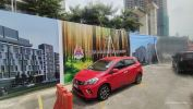 DBKL HOARDING BANNER INSTALL Project Hoarding WALL and SIGNAGE