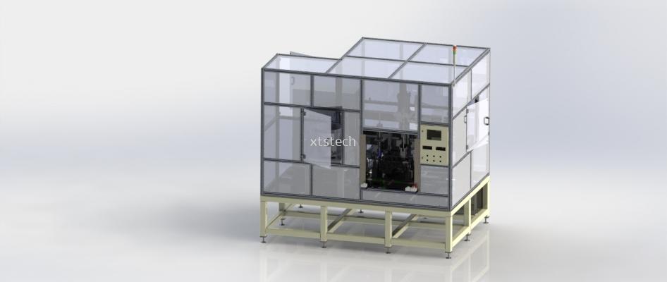 Air & Water Leak Tester Machine System