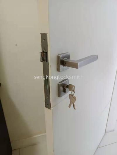 mortise lock set