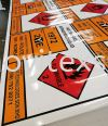 Oil and gas industry sign  Road sign /factory sign /safety signage/plantation signage