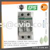 EPS Double Two 2 Pole 63A Isolator Switch Type C 6KA 240V / 415V AC SIRIM Proof Sticker NIS632 CABLE / POWER/ ACCESSORIES