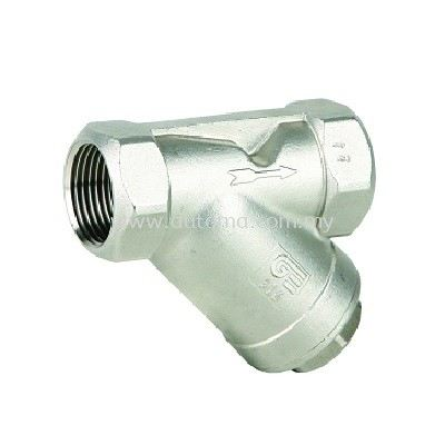 """SS304/SS316 Y-Strainer 1/2~2"""""""