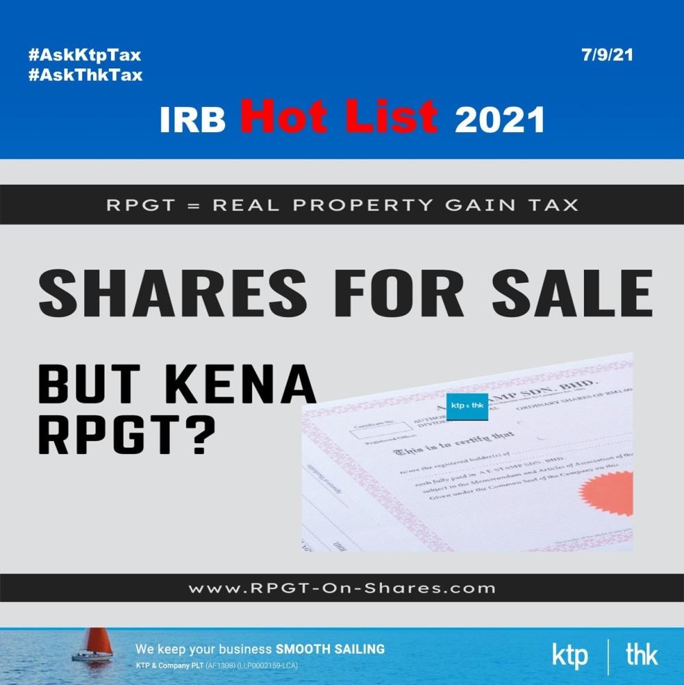 Real Property Company (RPC) Malaysia