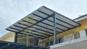 Mild Steel Aluminium Skylight Skylight