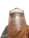 Good Quality Face Shield (3) Safe Work Place Hygiene Products