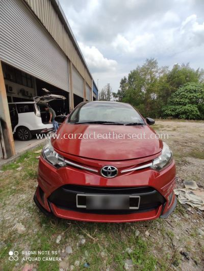 TOYOTA VIOS GX GEAR LOCK REPLACE SYNTHETIC LEATHER