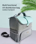 Multi functional UV disinfection backpack