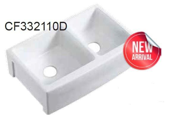CF332110D Ceramic Farmhouse Sink