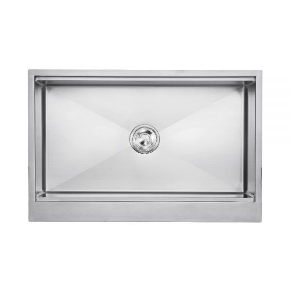 F3322S Stainless Steel Farmhouse Sink