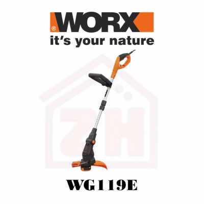 WORX WG119E 550W 30CM Corded Electric Grass Trimmer