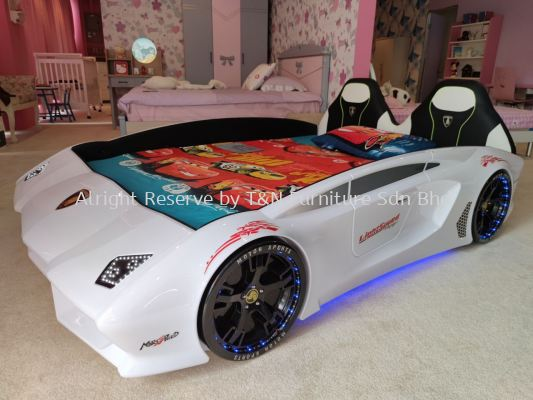 Little Lamborghini 5�� Car Bed