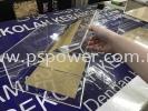 Customized Acrylic Box with Open Lid ACRYLIC PRODUCT ACRYLIC
