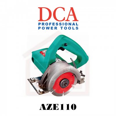 """DCA AZE110 4"""" 1200W MARBLE CUTTER"""