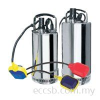 Stainless Steel Submersible Pumps, SS Series
