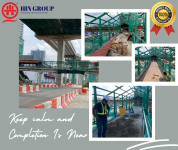Victory For Steel Structure & Tilling Work. Call Now
