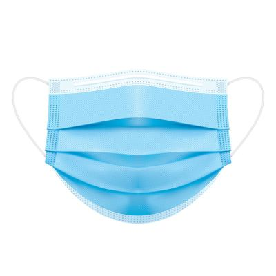 Surgical 3-Ply Face Masks with Ear Loop