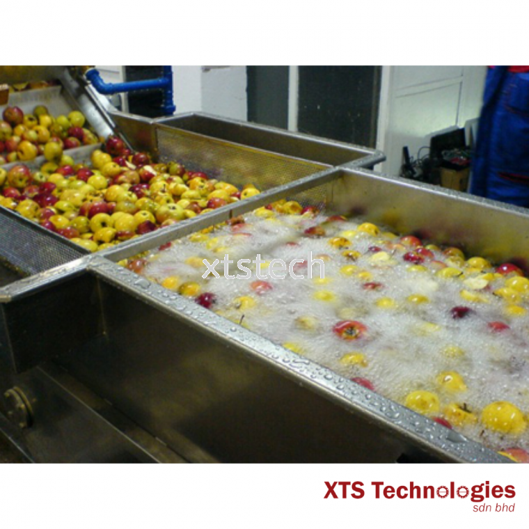 Tunnel Industrial Parts Washer Or Fruit Vegetable Skin Removal Washer 💦🍎🥬