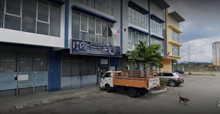 Main Gate Company & Metal Works Seri Kembangan Selangor - Kensteel