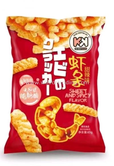 YOMAN SHRIMP STICK SWEET AND SPICY FLOVOR 65G BC4895235509239