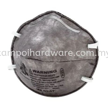 3M Particulate Respirator Mask 8247 R95 Masks 3M Personal Safety Products