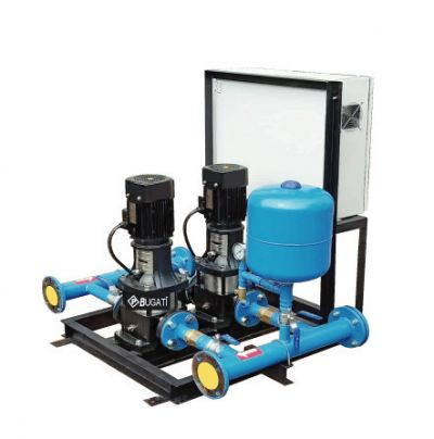 Variable Speed Booster Pump -- 2 Pumps