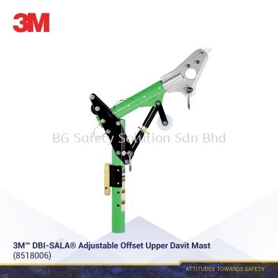 3M™ DBI-SALA® Confined Space Adjustable Offset Upper Davit Mast 8518006