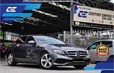 MERCEDES BENZ E200 AVANTGARDE 2.0L CKD 2016