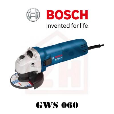 BOSCH GWS 060 ANGLE GRINDER