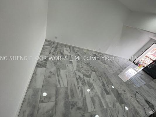 Terrazzo/Marble Flooring