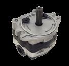 KFP2214CLWLV Kayaba Hydraulic Gear Pump
