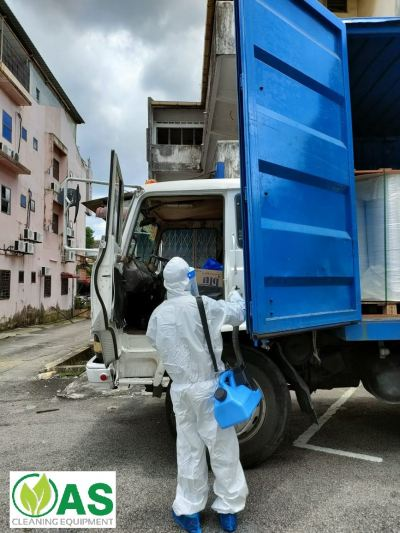 Cargo And Truck Sanitization - Disinfectant Service (3)