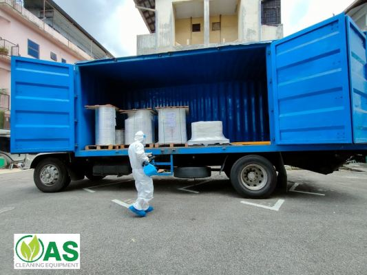 Cargo And Truck Sanitization - Disinfectant Service (4)