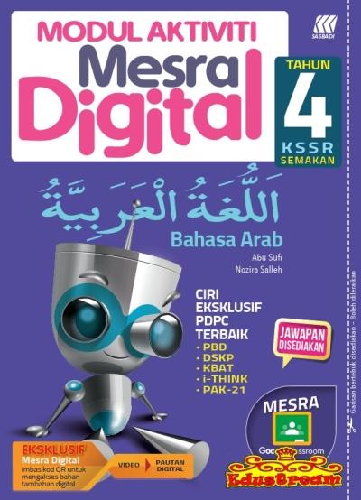 MODUL MESRA DIGITAL BAHASA ARAB TAHUN 4