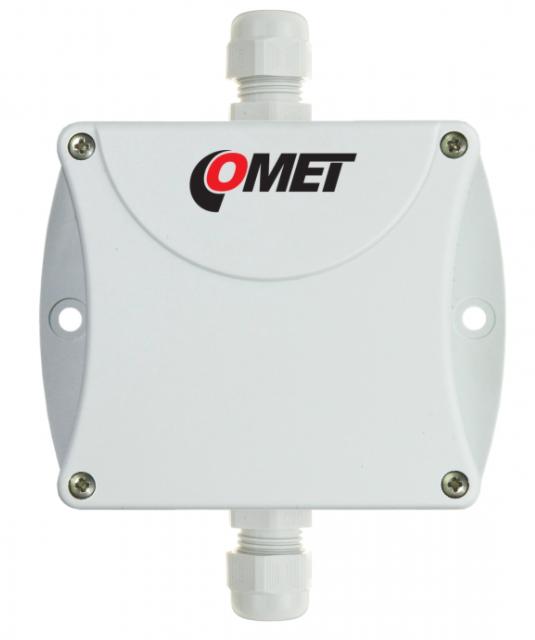 COMET P4141 Temperature Transducer Pt1000 -100°C to +30°C/ 4 to 20 mA