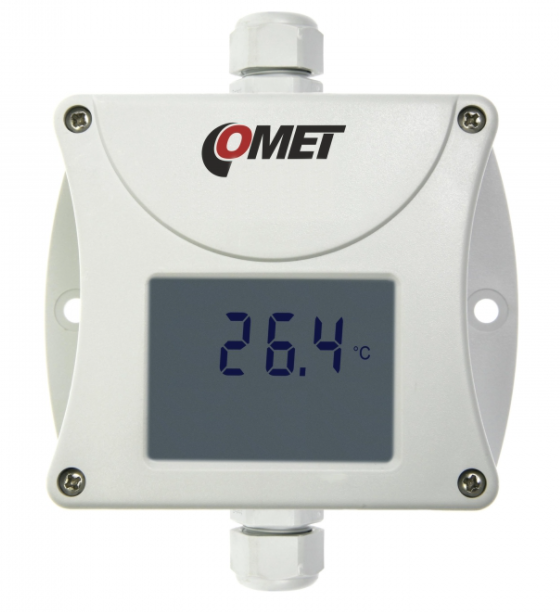 COMET T4211 Temperature transmitter with 0-10V output