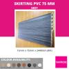 SKIRTING 75MM-GREY Skirting & Profile Flooring Accessories
