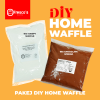 DIY Home Waffle Package 1KG Homemade Waffle Business Package