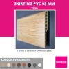 SKIRTING 95MM-TEAK Skirting & Profile Flooring Accessories