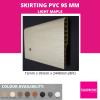 SKIRTING 95MM-LIGHT MAPLE Skirting & Profile Flooring Accessories