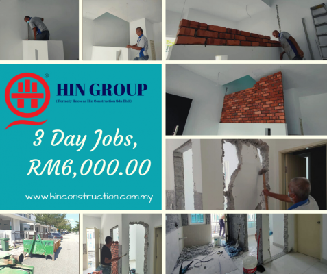 Shifu Home Renovation Under Budget In KL & Selangor. Call Now