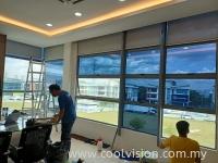 Window Film : REFLECTIVE SILVER / GREY