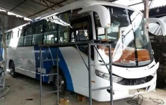 Bus Glass (Safety Glass for Bus and Coach)