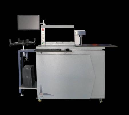 3D Letter Bending Machine - TH130