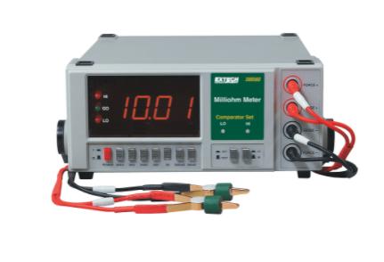 EXTECH 380562 : High Resolution Precision Milliohm Meter (220VAC)