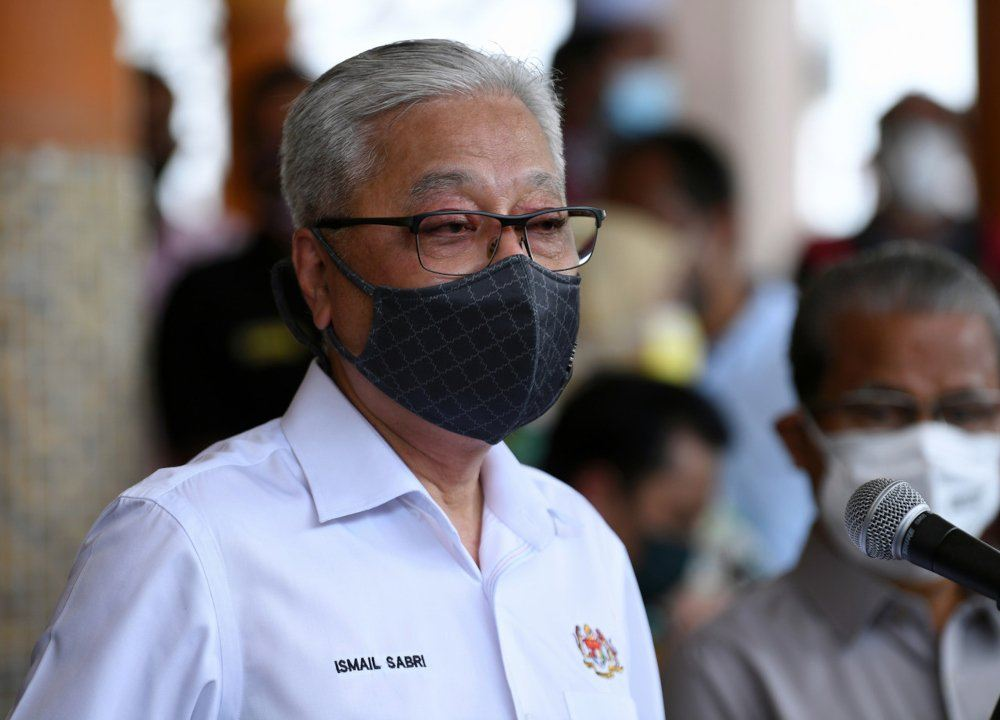 80% of Malaysian adult population fully vaccinated, announces PM