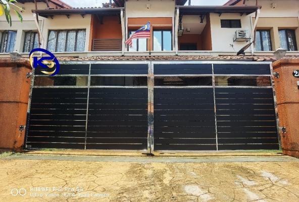 Swing Gate Bukit Jelutong, Shah Alam